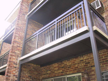 Association Services Balconies After