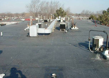LM Consultants Association Services Roof